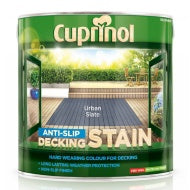 Cuprinol Anti Slip Decking Stain - Urban Slate - 2.5 litres - Decor Interiors -  House & Home
