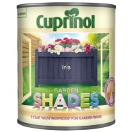 Cuprinol Garden Shades - Iris  - 1 or 2.5 litre - Decor Interiors -  House & Home