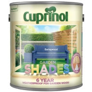 Cuprinol Garden Shades - Barleywood - 1, 2.5 or 5 litres - Decor Interiors -  House & Home
