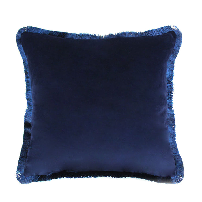 Quinn 45x45cm Cushion, Blue - Decor Interiors -  House & Home