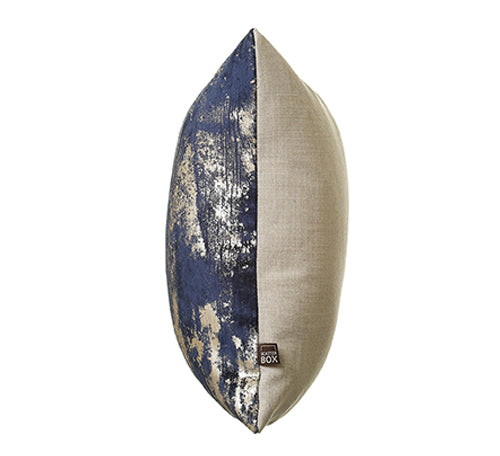 Moonstruck 43x43cm Cushion, Navy - Decor Interiors -  House & Home