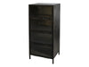 Factory Style 4 Door Cabinet / Set of Drawers - Decor Interiors -  House & Home