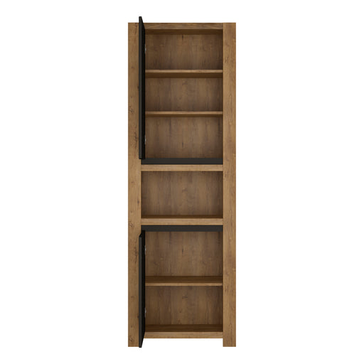 Havana 2 Door Tall Cupboard - Decor Interiors -  House & Home
