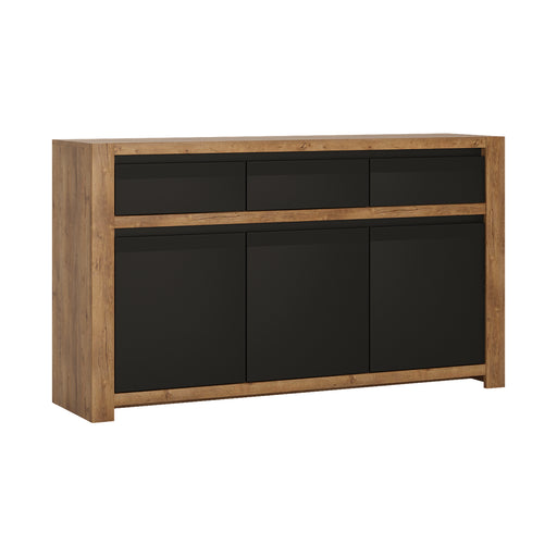 Havana 3 Door, 3 Drawer Sideboard - Decor Interiors -  House & Home