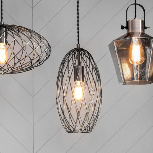 Petwer Cylindrinal Pendant Light - Decor Interiors -  House & Home