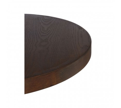 Dalston Walnut / Rubberwood Table - Decor Interiors -  House & Home