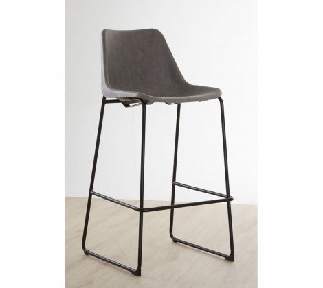 Dalston Vintage Ash Breakfast Bar / Bar Stool - Decor Interiors -  House & Home