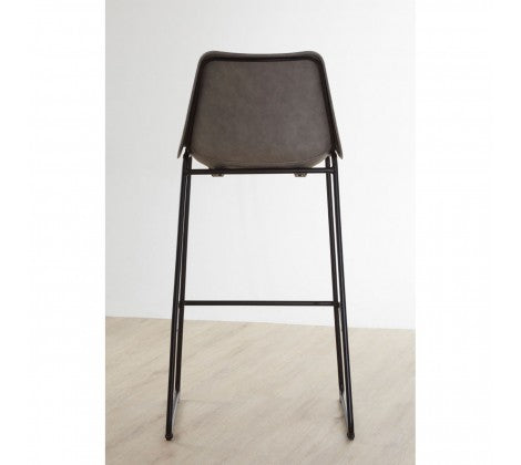 Dalston Vintage Ash Stool - Decor Interiors -  House & Home