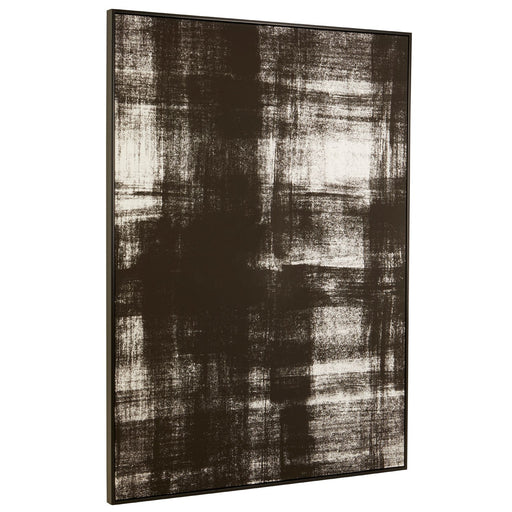 Abstract Black & White Classic - Decor Interiors -  House & Home