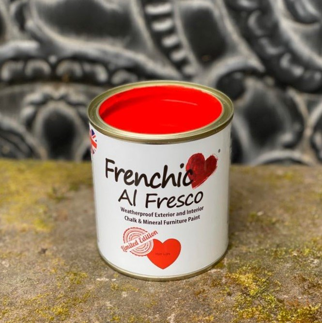Frenchic Al Fresco -  Hot Lips ( Limited Edition ) - Decor Interiors -  House & Home