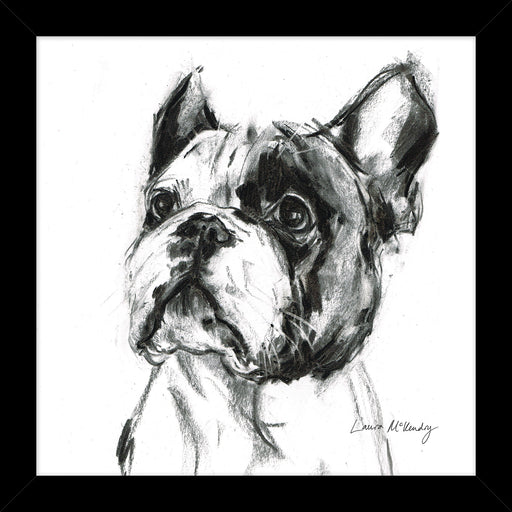 'Frenchie' by Laura McKendry - Decor Interiors -  House & Home