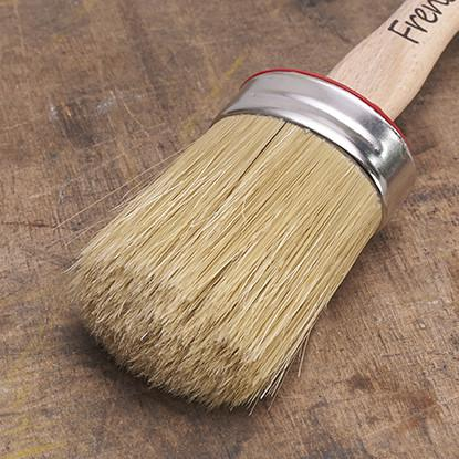Frenchic Large Oval Brush - 62mm - Decor Interiors -  House & Home