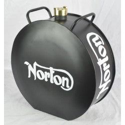 Vintage Style Petrol / Oil Jerry can - Norton - Decor Interiors -  House & Home