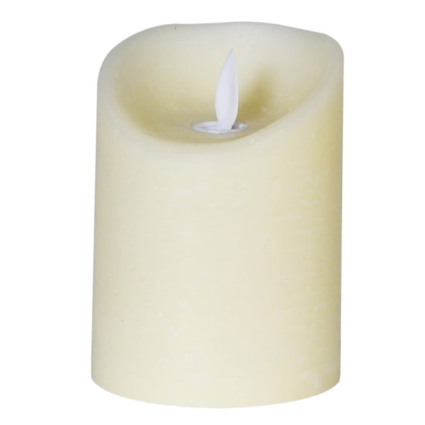 10cm Ivory LED Candle - Decor Interiors -  House & Home