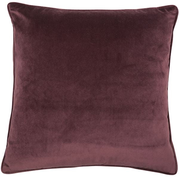 Luxe Aubergine Cushion - Decor Interiors -  House & Home