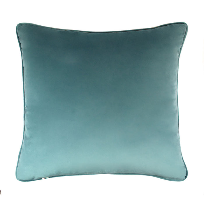 Madagascar 58x58cm Cushion, Green - Decor Interiors -  House & Home