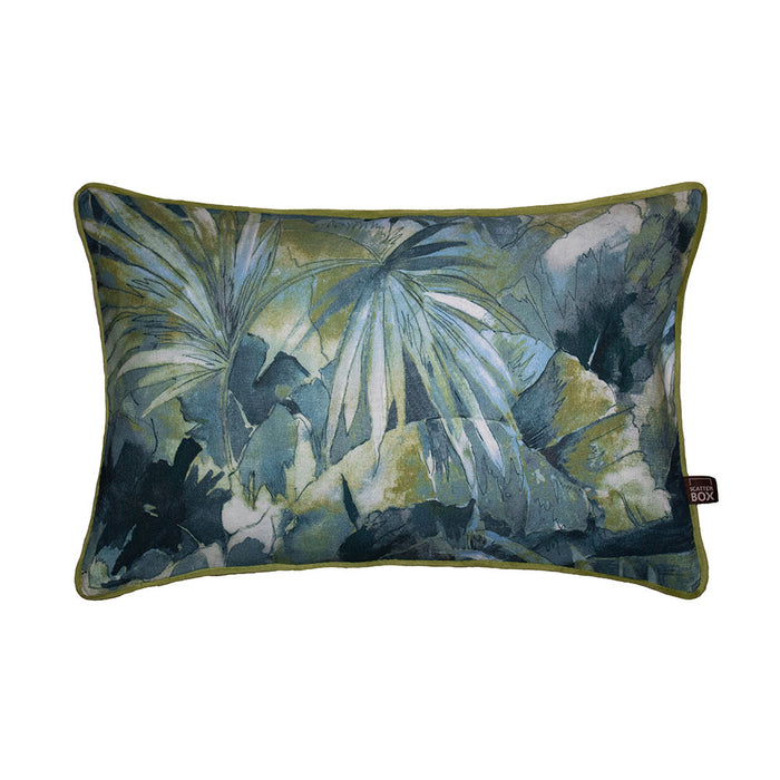 Scatter Box Aria Cushion, Teal/Green - Decor Interiors -  House & Home