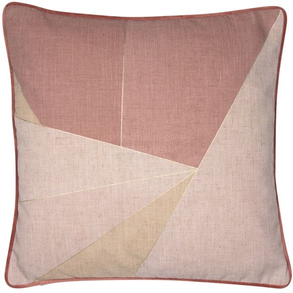 Shatter Pink Cushion - Decor Interiors -  House & Home