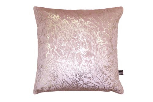 Stardust 43x43cm Cushion, Blush - Decor Interiors -  House & Home