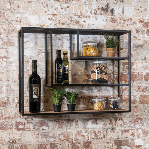 Avondale Triple Floating Wall Shelf - Decor Interiors -  House & Home