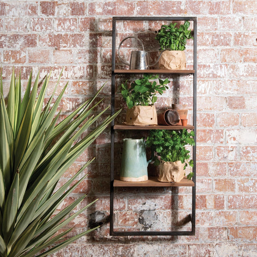 AVONDALE WALL HANGING BOOKSELF - Decor Interiors -  House & Home