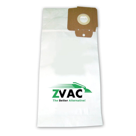 "NSS Pacer Models: 112-115UE (12"" & 15"" Single Motor) (Fits similar to OEM-7190461) Filter Bags by ZVac (Pack of 10)"