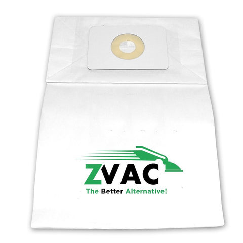 NACECARE & Numatic Henry and James HVR200M/JVH180; BackPack RSV130 (Fits similar to OEM-NVM 1C/2 (604100),RSV130) Filter Bags by ZVac (Pack of 10)