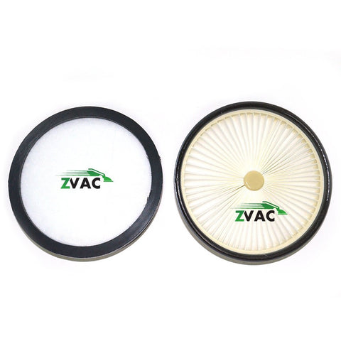 Hoover WindTunnel Air Model UH70400 & UH72400 Filter Kit Includes 1 HEPA Style Filter 303902001 & 1 Primary Filter 303903001 Made by ZVac - ZVac