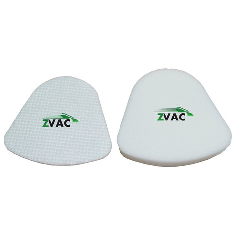 Shark Navigator Lift-Away NV350, NV351, NV352, NV355, NV356, NV356E, NV357 Washable Foam and Felt Pre-Filter Replacement Kit 2PK By ZVac