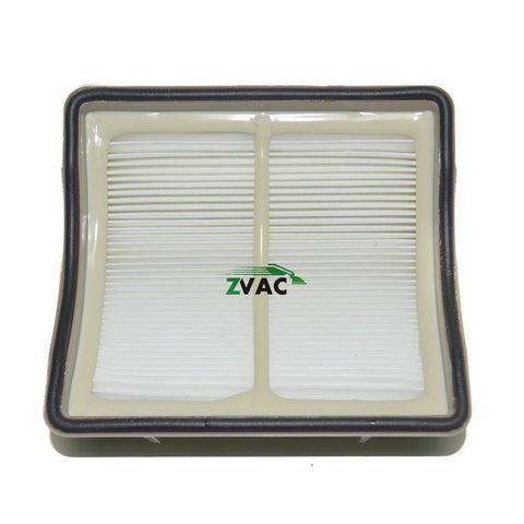 1 Shark NV80 HEPA Filter; Fits NV80 Models; Part # XHF80 Made by ZVac - ZVac