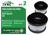 Dirt Devil F9 HEPA Filter 3-DJ0360-000 UPC 608939746794 by ZVac - ZVac
