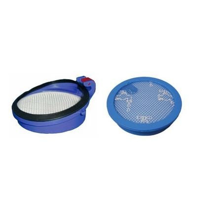 Dyson DC25 Filter Kit Includes 1 919171-02 Washable Pre-Motor Filter & 1 916188-05 Post Motor HEPA Filter Made by ZVac - ZVac