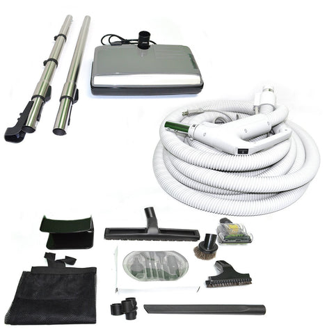 Central Vacuum Attachment Kit By ZVac - ZVac