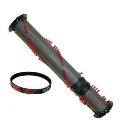 1 Dyson DC17 Animal Replacement Brushroll With 1 Free DC17 Belt Fits Dyson Parts 911961-01, 911710-01 By ZVac - ZVac