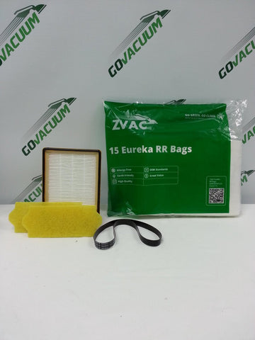 Generic Eureka RR Smart Vac 4870 1 Year Supply Kit by ZVac - ZVac