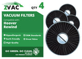 Hoover Elite Rewind Bagless Upright Filter 59157014 by ZVac - ZVac