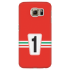 Vintage F1 Livery Phone Case