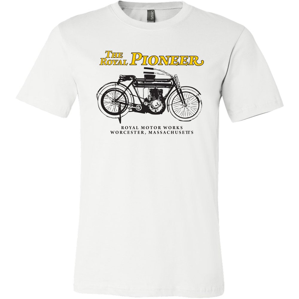The Royal Pioneer Motor Works T-shirt