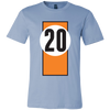 Gulf Porsche Livery 20 Shirt in Light Blue