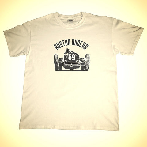 Vintage Type 59 Racer in White or Black