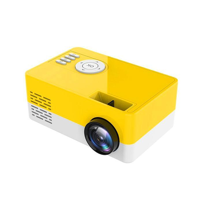 LumiProjector™-HDMI Mini Projector
