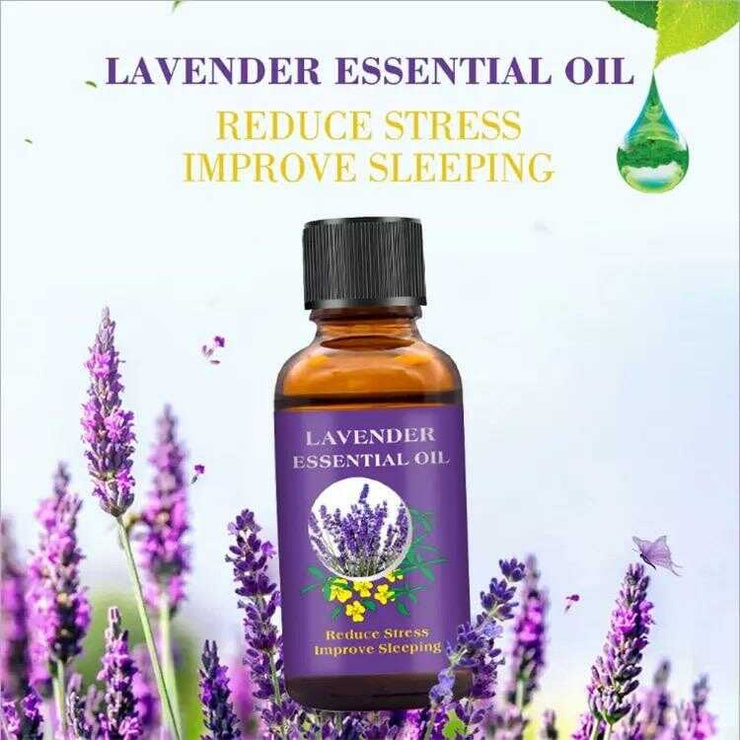 Lavender Body Massage  Essential Oil - Noema Cares