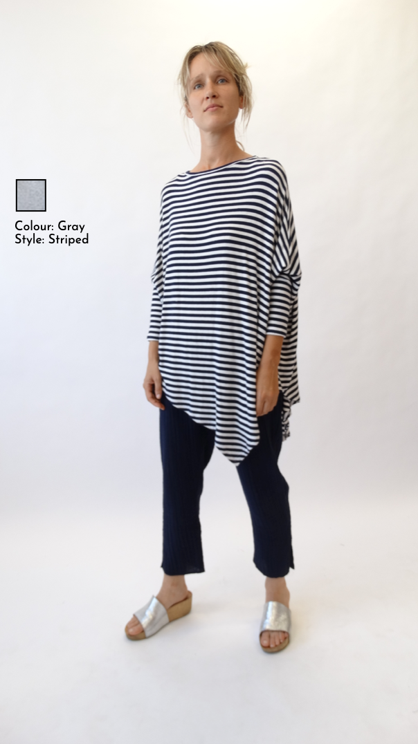 Assymetric Long Tunic
