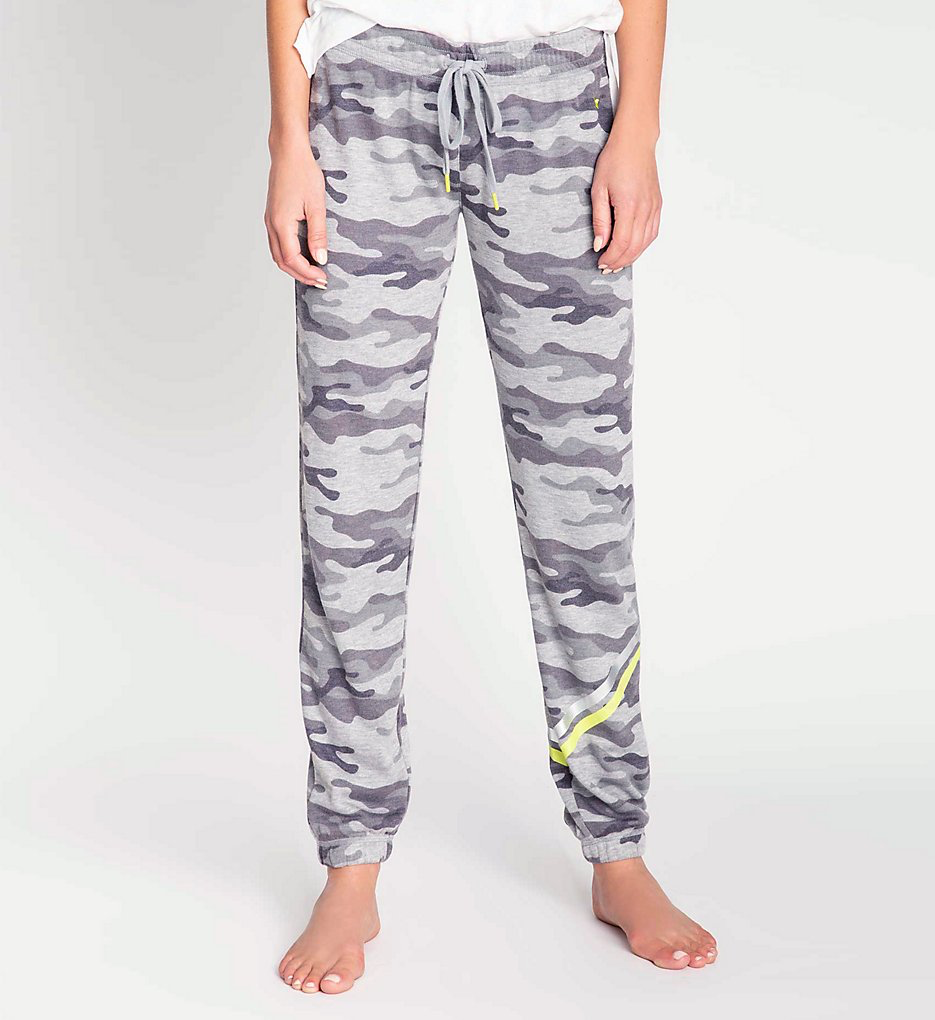PJ Salvage-Neon Pop Camo Jogger