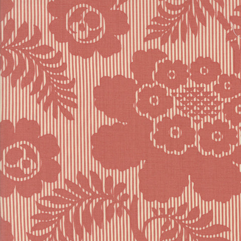 Madame Rouge Camellia Rose 13774 14 Moda Fabric