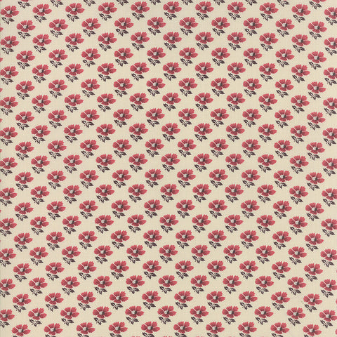 La Vie En Rouge 13825-12 Moda Fabric