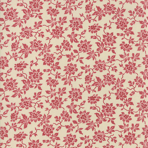 La Vie En Rouge 13826-15 Moda Fabric