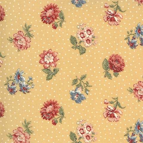 Jardin de Fleurs 13893 15 Moda Fabric - Pre-Order March 2021 Delivery