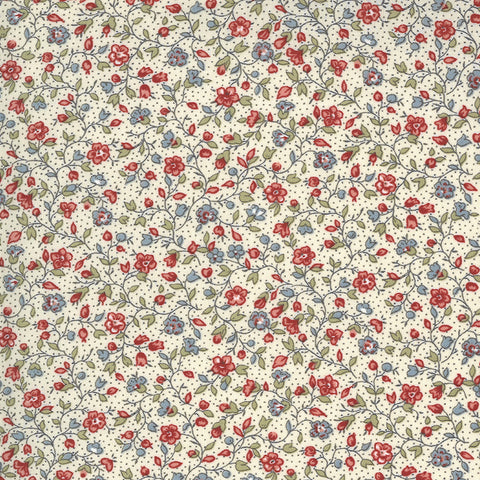 Jardin de Fleurs 13895 15 Moda Fabric - Pre-Order March 2021 Delivery