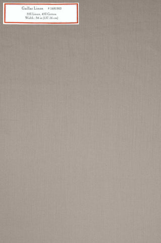 Home Decorative Fabric - Gaillac Linen